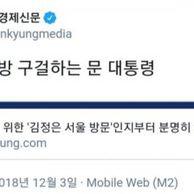 한국 경제신문 근황