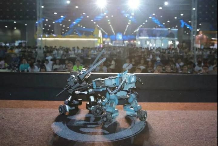 중국 로봇회사 근황