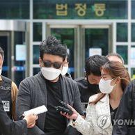 (속보) 아파트경비원 폭행범 구속영장발부