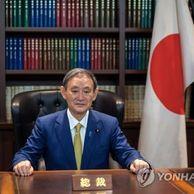 스가 일본 총리 오늘 선출…새 내각 절반..