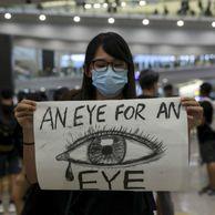 어제자 홍콩 시위 근황