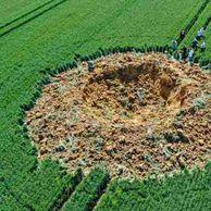 독일에서 터진 2차대전폭발물