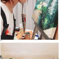 걸스데이 유라가 2년만에 완성한 작품