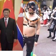 약혐) 시진핑 근황