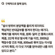 주한미군 방위비 인상시 김현종차장이 미..
