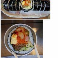 청와대에 납품된 김밥