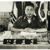 월남 파병간 한국군 간부들 나이