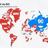 DC의 인기가 마블을 압도하는 국가.JPG
