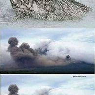 화산폭발이 만들어낸 러브스토리 레전드.JPG