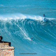 """""""그때 그거"""" 세계에서 가장 큰 파도가 치는, 빅 웨이브(big wave) 서핑 해변"""