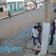 콜롬비아 시장후보 암살미수 cctv장면