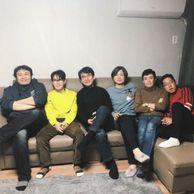 강풀 이승환 유시민 주진우 류승완 김제동 단체사진