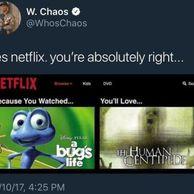 넷플릭스의 영화추천 알고리즘