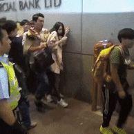 홍콩 오늘자 상황 ㄷㄷ