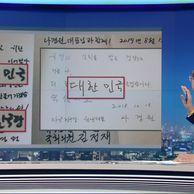 """민경욱 """"나경원, 일관된 ㅎ표기 보면서도.."""