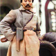 홍범도장군 사진복원