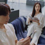 비 김태희 바디 프랜드 광고 움짤
