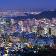 흔한 한국 서울 야경이 멎진 이유甲.