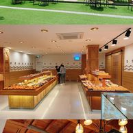 화성에 있는 한옥 컨셉 빵집