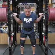 스워트 250kg 하는 여중생