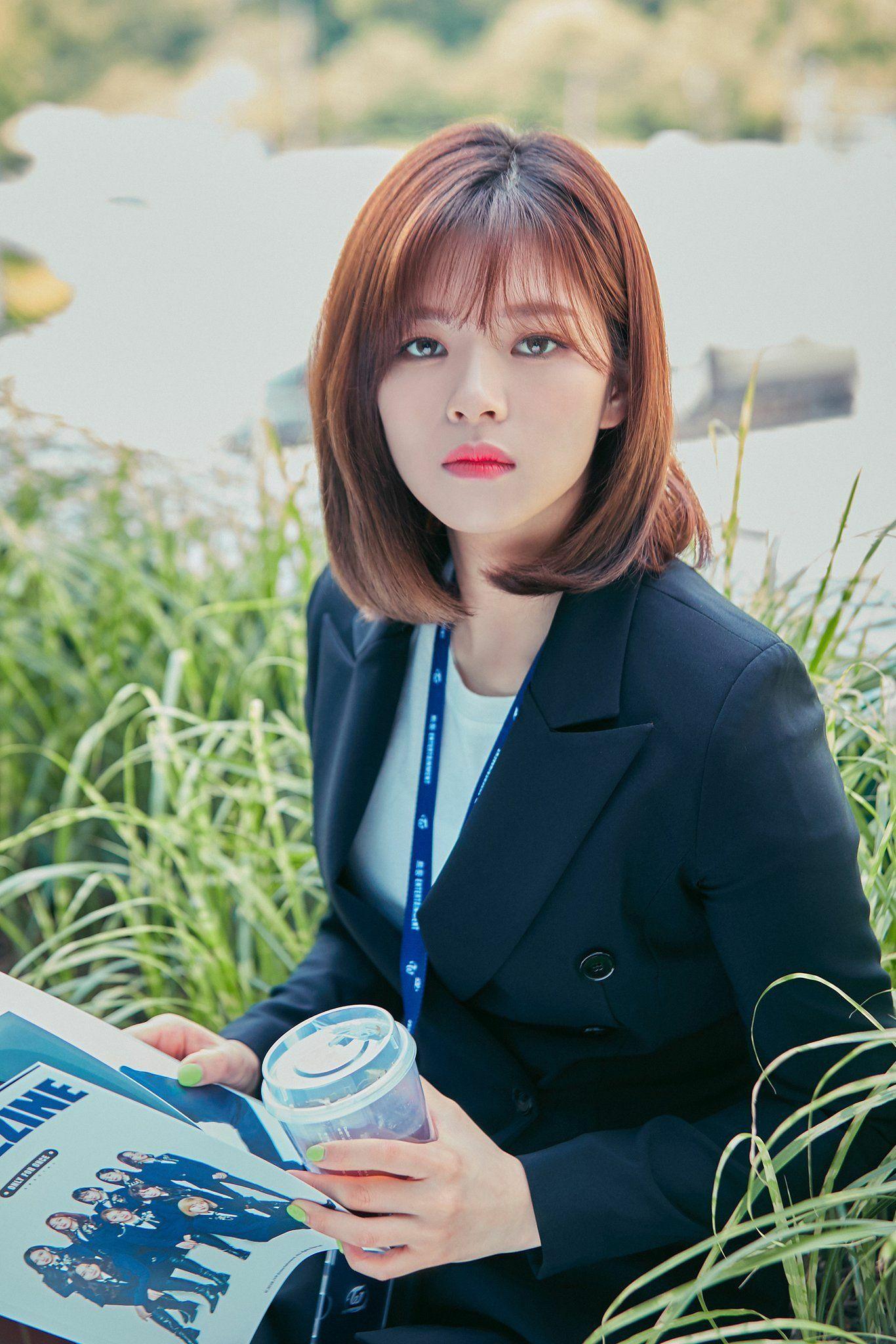 원스 3기 홍보 정연,다현 편