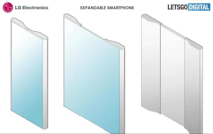 [유머] LG 스마트폰 근황 -  와이드섬